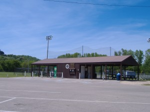 Lions Shelter with Concession stand- North Park