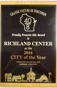 City of the year 2016 40 8